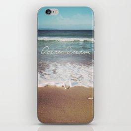Ocean Dream V iPhone Skin