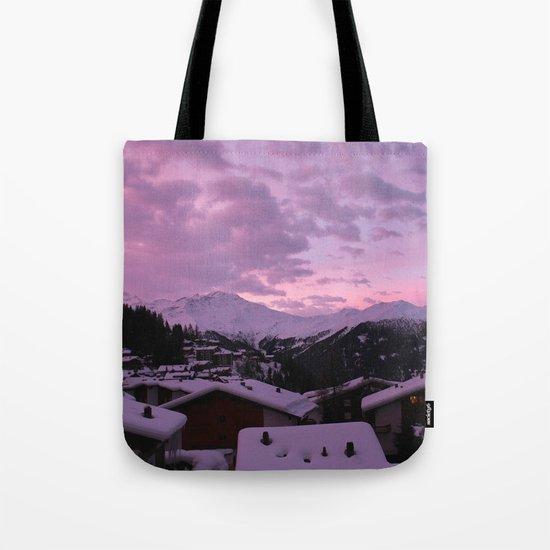 Swiss Tote Bag