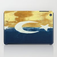 moonrise iPad Cases featuring Moonrise by Abby Snyder
