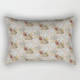 Little Mummy Rectangular Pillow