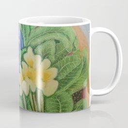 Pots of Polyanthus Coffee Mug