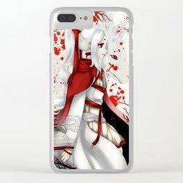 Akazukn Clear iPhone Case