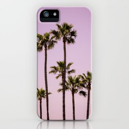 Los Angeles Sunset iPhone Case