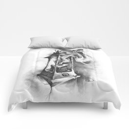 The Black Candle Comforters