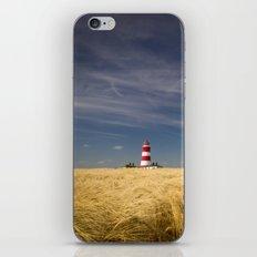Happisburgh Lighthouse iPhone & iPod Skin