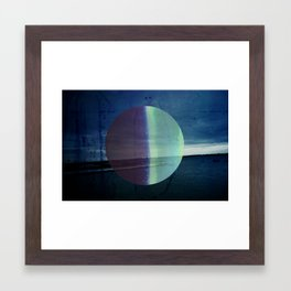 Subconscious Waters Framed Art Print