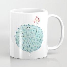 Poofy Frawna Coffee Mug
