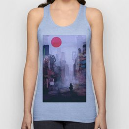 Strange Mornings Unisex Tank Top