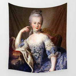 Marie Antoinette, Young 1 Wall Tapestry