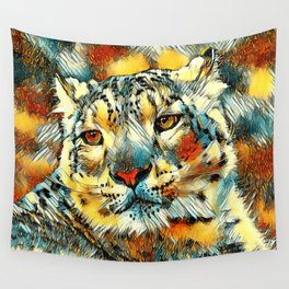AnimalArt_Leopard_20170602_by_JAMColorsSpecial Wall Tapestry