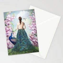 Keep The Secret Stationery Cards