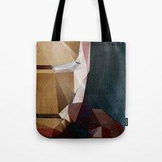Iron Man Profile Tote Bag