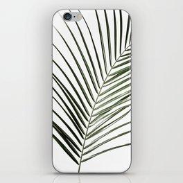 Palm Leaves 8 iPhone Skin