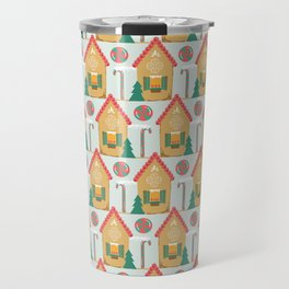Gingerbread House-5 Travel Mug