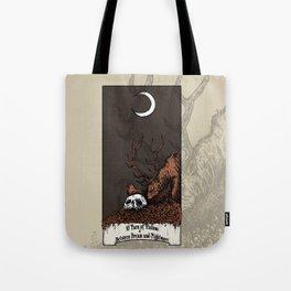 10 Yars of Visions  Between Dream and Nightmare Tote Bag