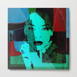 Pop Art 1 Metal Print