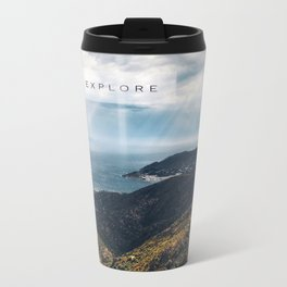 Lets Explore the World Travel Mug