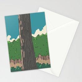Japanese Woodland Stationery Cards