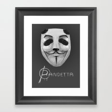 pandetta Framed Art Print