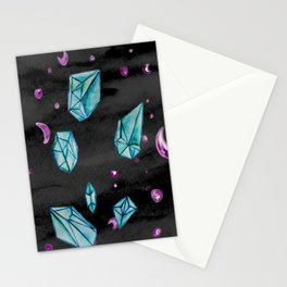 Twilight Crystal Stationery Cards