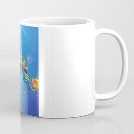 sprit of the music  Coffee Mug