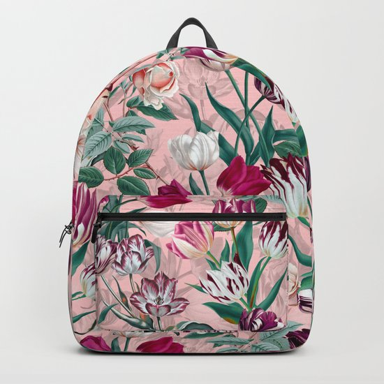 Summer Botanical Garden XIV Backpack