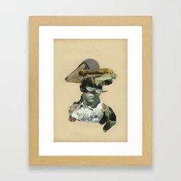 Zorro Framed Art Print