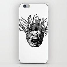 Tentaface iPhone & iPod Skin