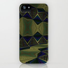 Iconic Hollows 12 iPhone Case
