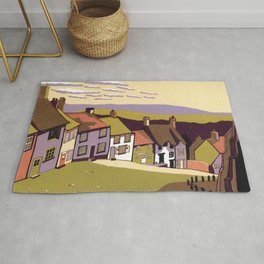 Gold Hill Rug