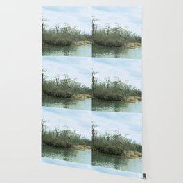 Lake Scene Wallpaper