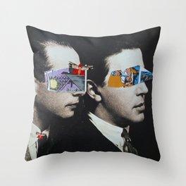Super Disco Breakin` Throw Pillow