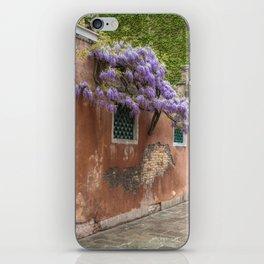 Venezia- Flower tree iPhone Skin