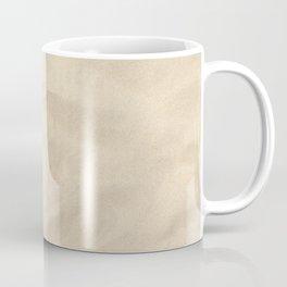 Light Brown Sand texture Coffee Mug