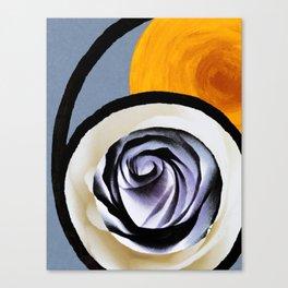 Pearl Six Canvas Print