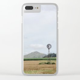 Water Mill Molino Clear iPhone Case