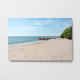 AFE Kew-Balmy Beach 5 Metal Print