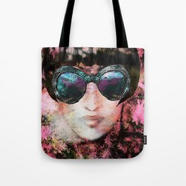 Pink by Lika Ramati Tote Bag
