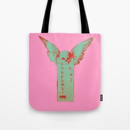 Something For The Weekend (Pink) Tote Bag