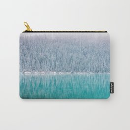 Arctic Blue Carry-All Pouch