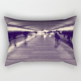 Into the Light. Rectangular Pillow