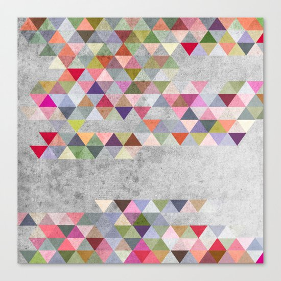 Colorful 1 Canvas Print