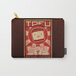 Tofu Revolution Carry-All Pouch