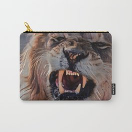 Let Me Roar Carry-All Pouch