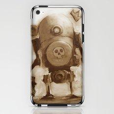 Basquibot iPhone & iPod Skin