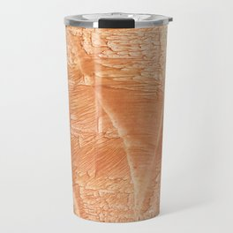 Peach juice Travel Mug