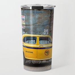 Taxi India Travel Mug