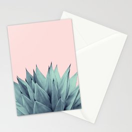 Agave Vibes #12 #tropical #decor #art #society6 Stationery Cards