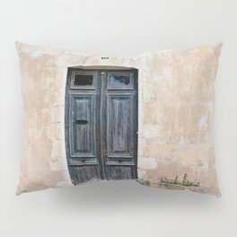 Old fashioned door Pillow Sham