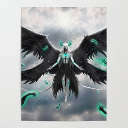 Tormenta De Murcielago Poster